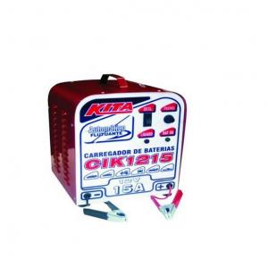 Carregador de baterias KITA12V 15A