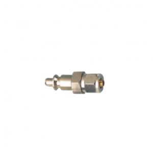 Conector engate rápido mini macho c/ porca para tubo 8mm Rodoar